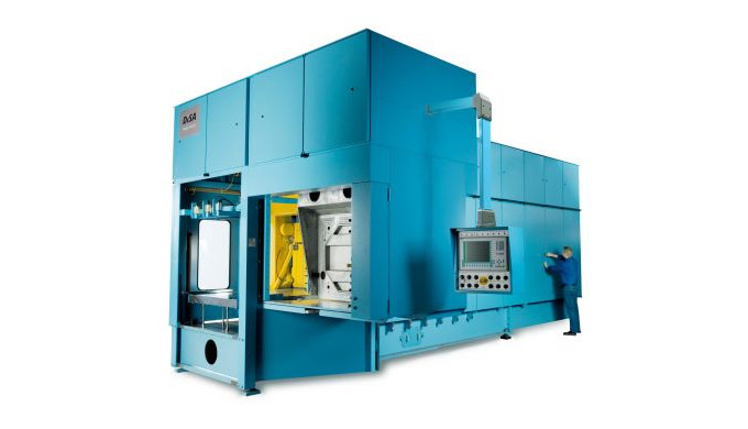 DISAMATIC DISA vertical green sand moulding machines set the standard for speed, quality, reliability, cost effective pr
