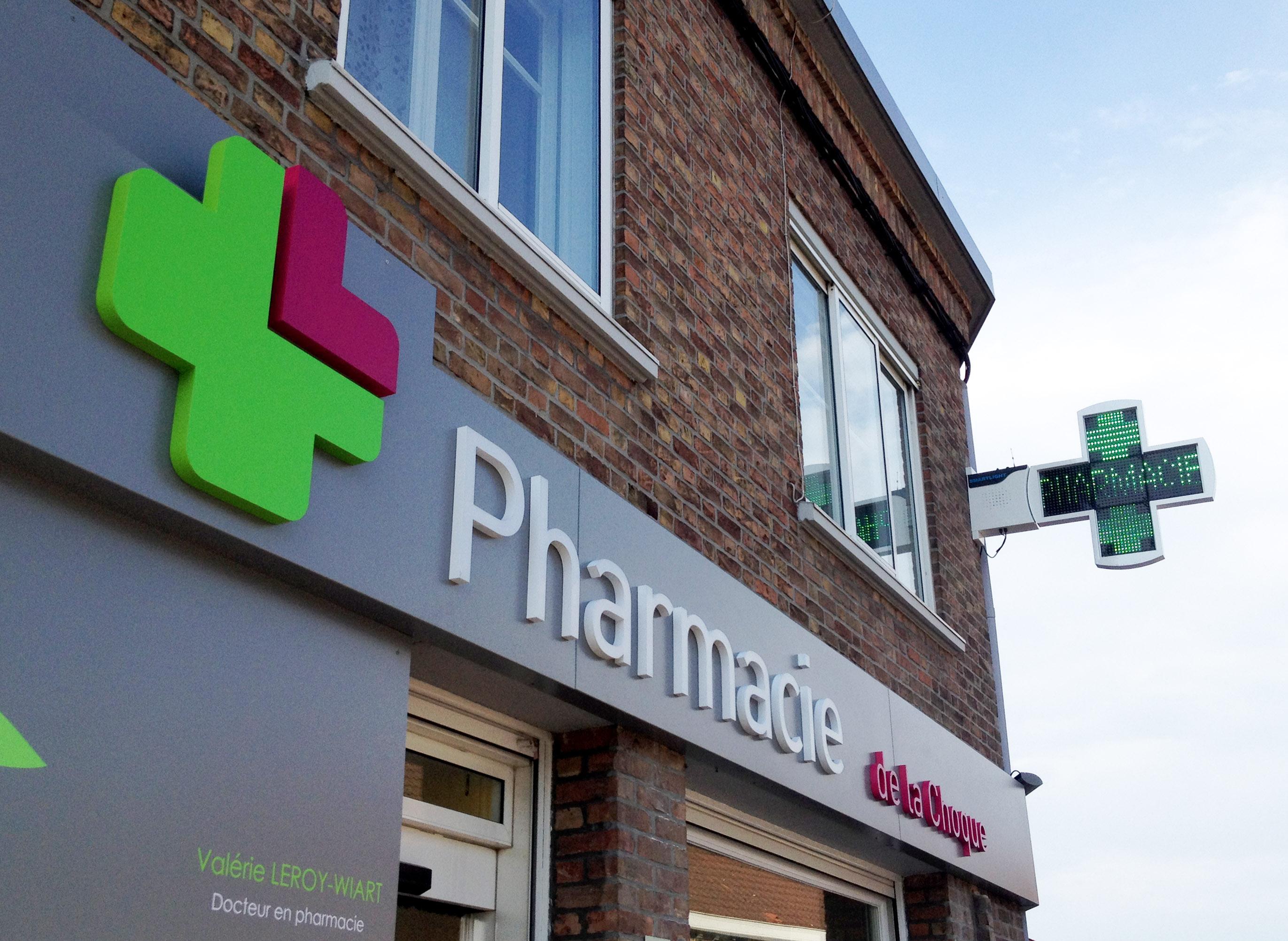 Actif Signal partenaire Enseigniste des pharmaciens