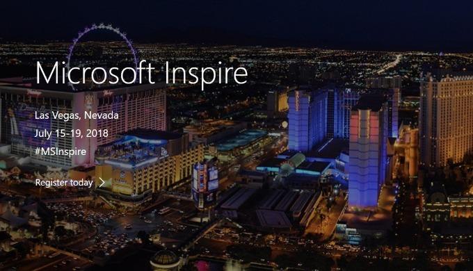 ByPath participe à Microsoft Inspire à Las Vegas
