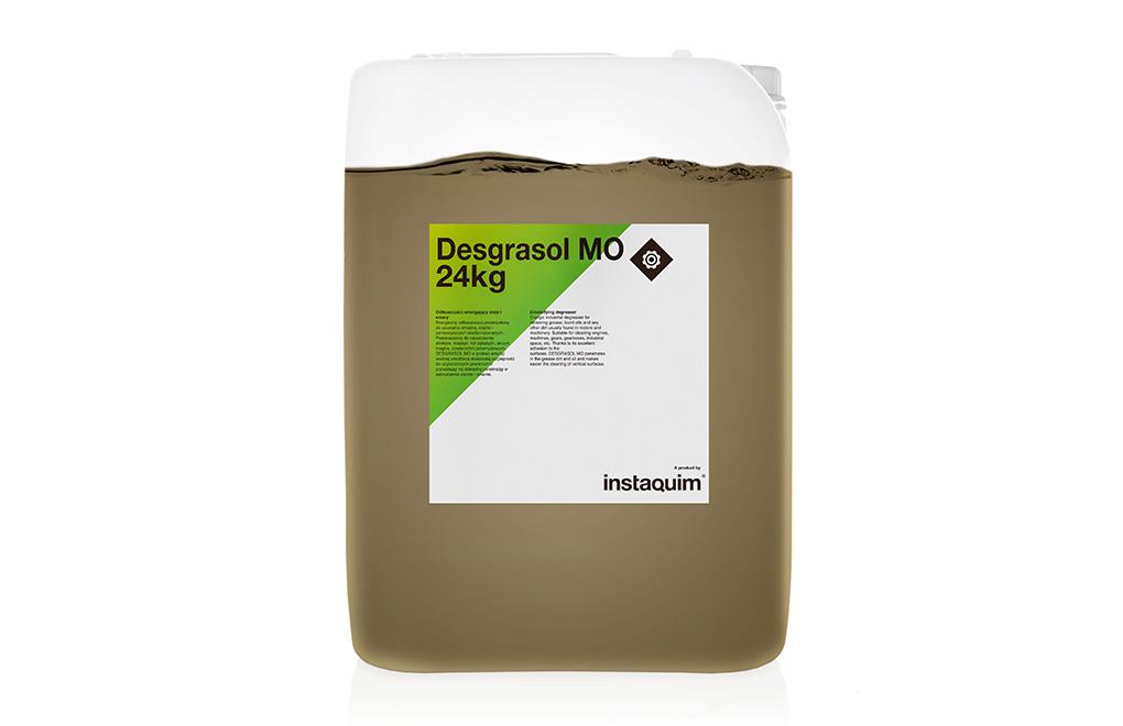 Desgrasol MO, desengrasante emulsionable.