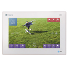 DM-D9102X_Waterproof Bathroom TV (full touch screen)