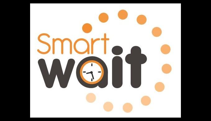 SmartWait™ est une solution simple d'utilisation vous permettant unealternative innovante à la file d'attente classique