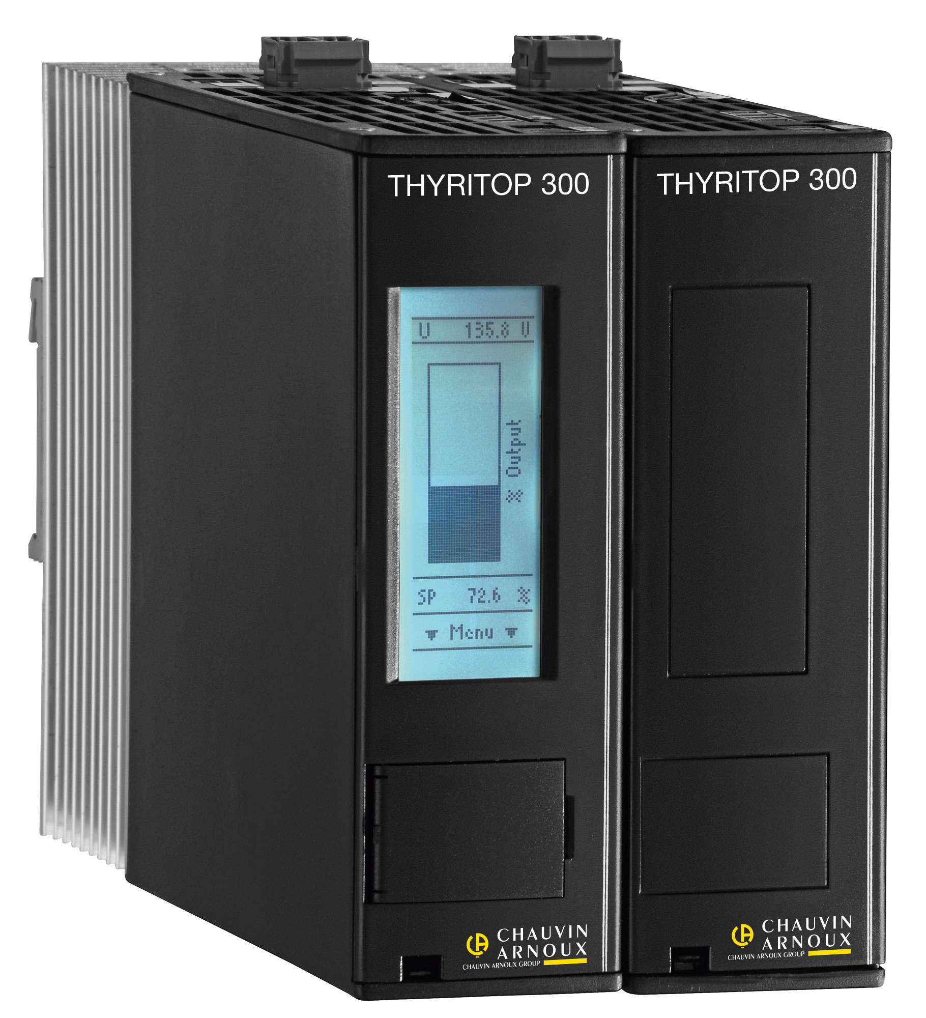 Thyritop 300, Pyrocontrole power controllers