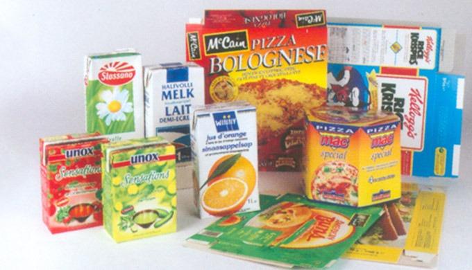 Les encres de la série Excure 30000 sont formulées spécialement pour l'impression extérieure des emballages de produits