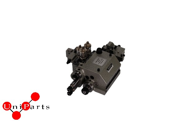 Zweispindel Gegenbohrgerät Typ 32AA für eineDrehautomaten Teile von Tornos