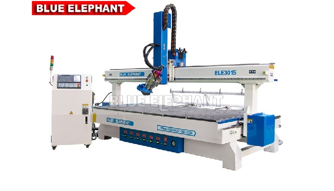 Features:    1.  With welded structure,heavy duty T-structure&#x3b;    2.  The machine was designed 16 slot linear type tool