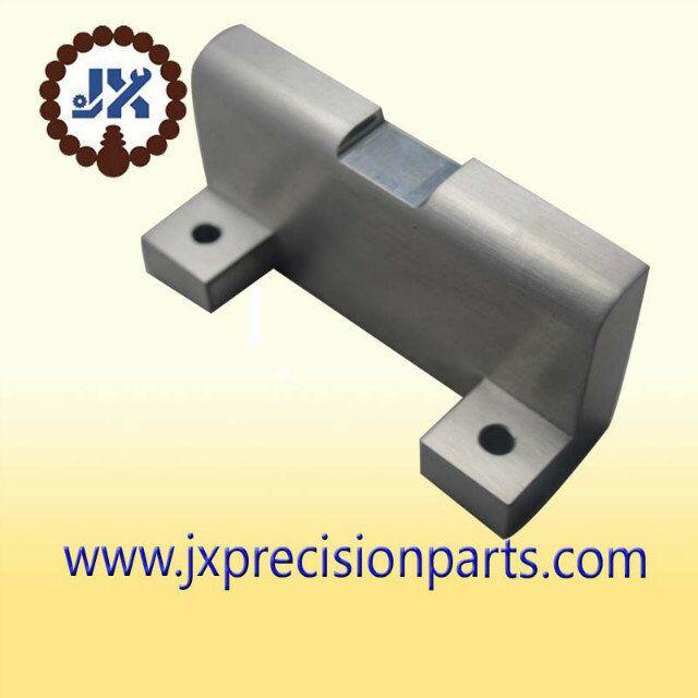 Processing of aluminum alloy parts