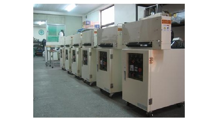 Optical film, print, curing, using ultraviolet light, such as adhesive coating, printing, uv, sterilization and other fa