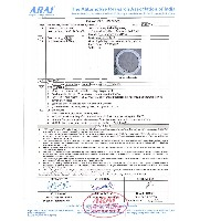 ARAI Certification