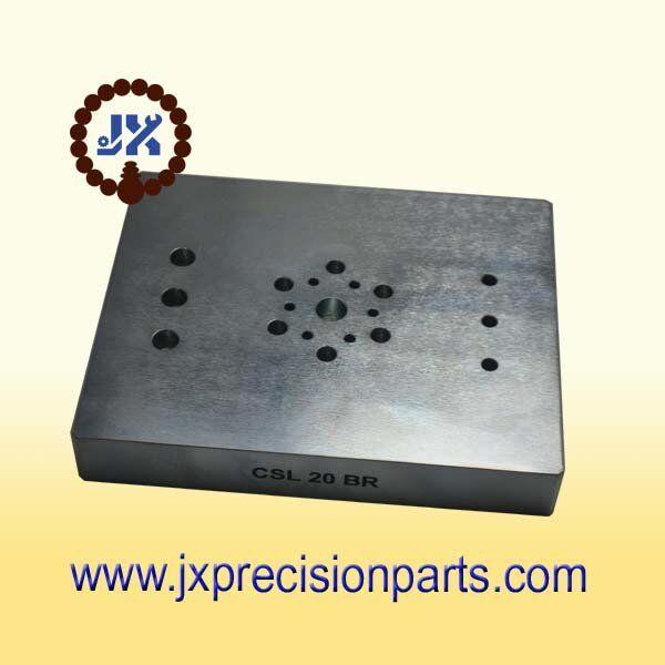 Custom aluminum profiles deep processing precision CNC machining ,anodized hardware components of metal parts