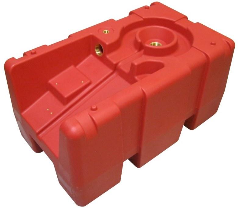 reservoir rotomoulé - transport de liquide - IBC