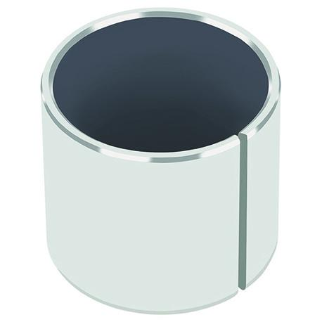 Le palier lisse DU® est une bague autolubrifiante en métal-polymèreavec un support en acier recouvert d'une surface ant