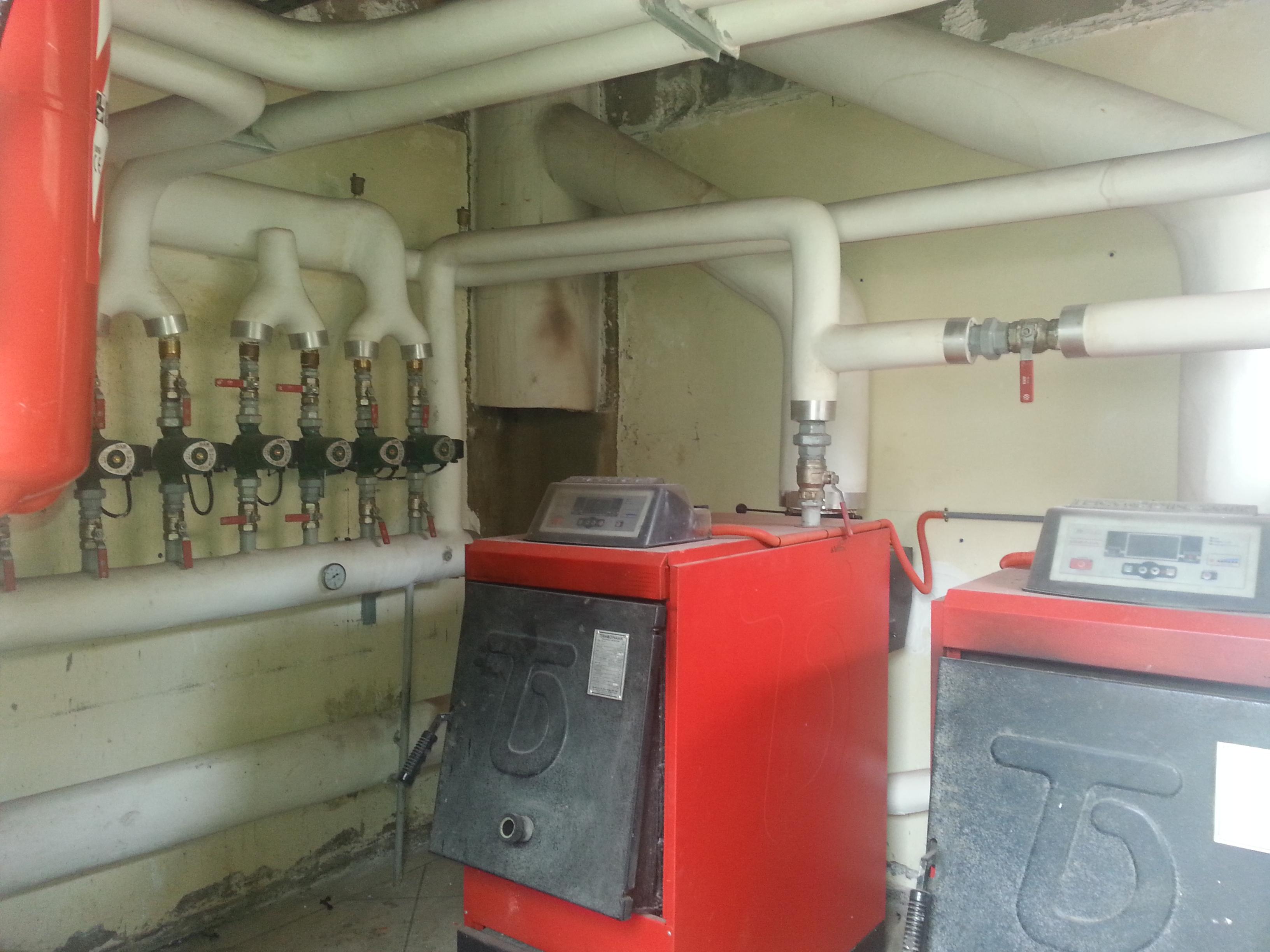 Chauffage centrale maison de retraite d 39 azrou par for Climatisation centrale maison