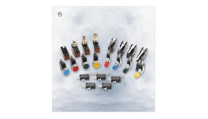 Características KS (coreana de Normas Industriales) certificado de elemento (Tipo CA) Varios tipos de actuadores, tales
