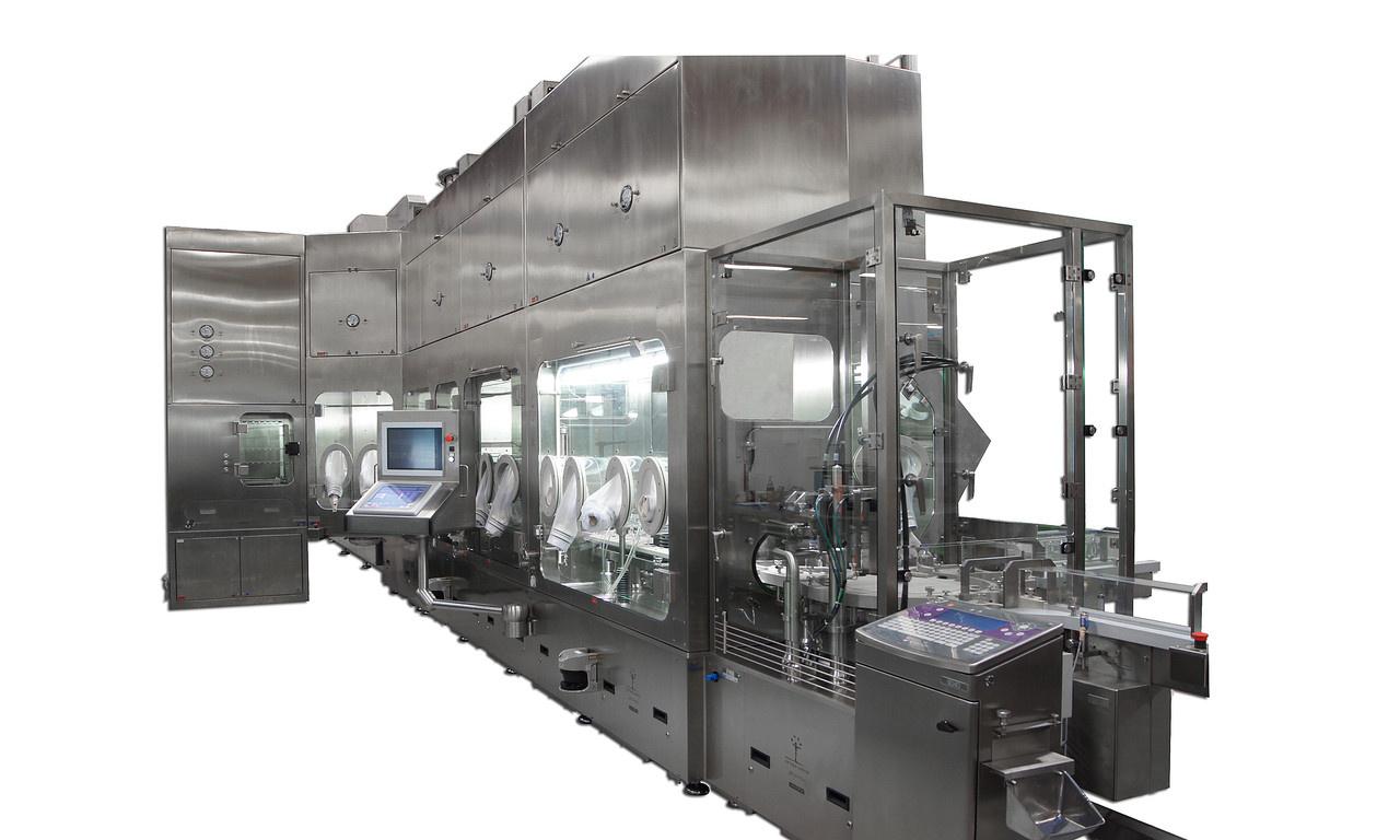 Für den aseptischen Einsatzbereich Schonender Objekttransport Dosiersystem: Rotationskolben System, Peristaltikpumpen Sy