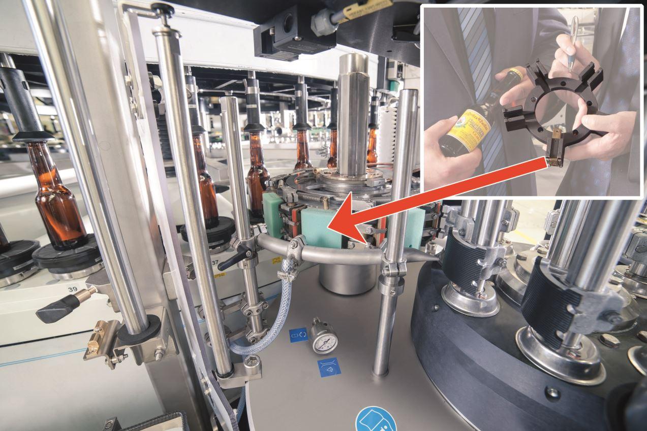 Beanspruchung im Sekundentakt - Harteloxierte Schieberführungen in Etikettiermaschinen