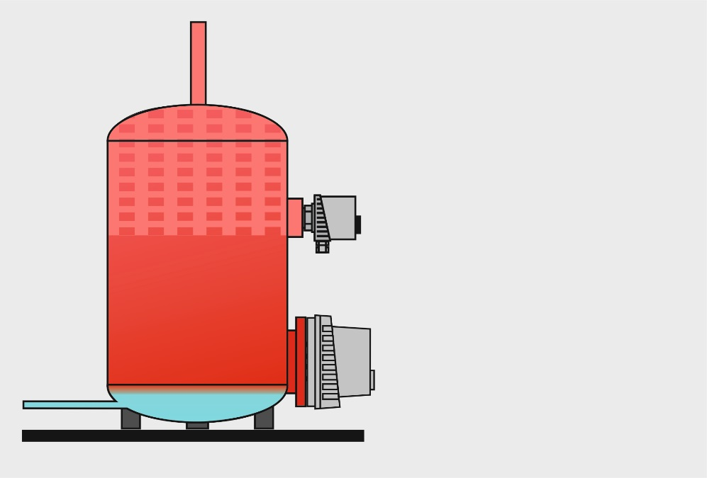Combo verification of boiler / tank with electric heater
