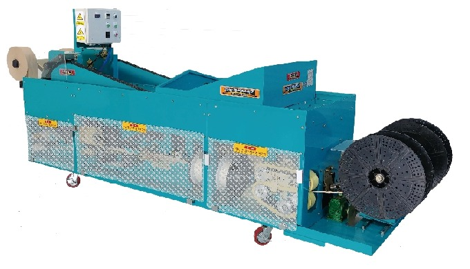 Garlic Preparing Machine | seed planter, seeding machine The garlic planting system consists of the preparing machine an