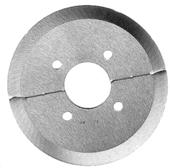 Couteau circulaire en 2 parties pour MECAPACK