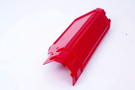 capot thermoformé - cater en matière plastique