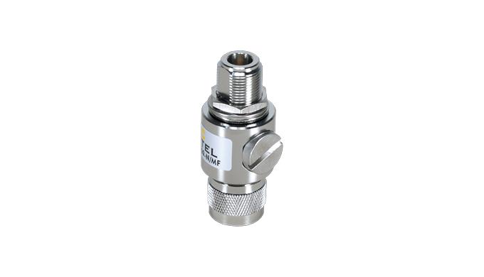 La gamme P8AX est basé sur l'utilisation d'éclateur à gaz et destinée à la protection des lignes coaxiales. Disponible e