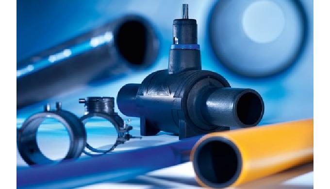 Profitieren Sie von unserem breiten Wissen im Bereich Wasserversorgung und Gasversorgung. Vom PE Rohr, Fittings und Rohr