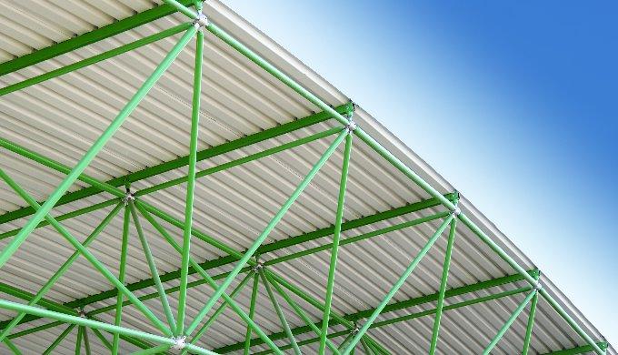 Las Chapas Perfiladas ACH se comercializan con la finalidad de resolver las zonas de los edificios que por razones de im