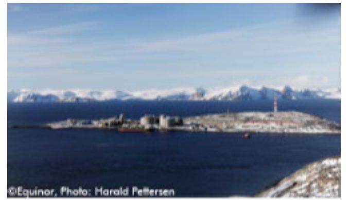 Equinor stattet sein Askeladd-Gasfeld in der Barentssee mit der Versorgungskabel-Technologie von Nexans aus