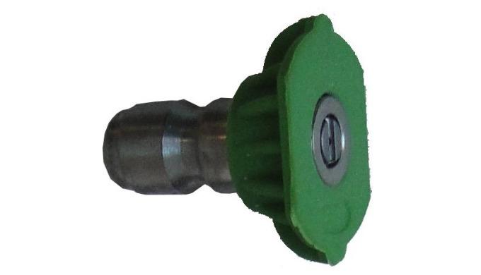 Buse de pulvérisation à jet plat en série sur les pulvérisateurs Pro Sprayer II, Dual Sprayer et Dorsal Sprayer. Elle se