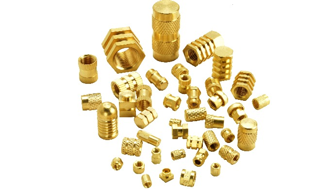 Inserts are mainly used in Themoplastics and Thermosetting palstic material. We offer Inserts in inch and metric threads