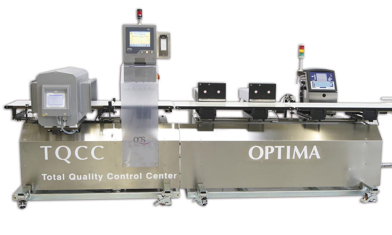 Eigenschaften:Metalldetektion basierend auf magnetischer Permeabilität (für ganze Packung) Gewichtskontrolle mit industr