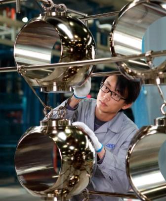 AHC Oberflächentechnik has new plant in China