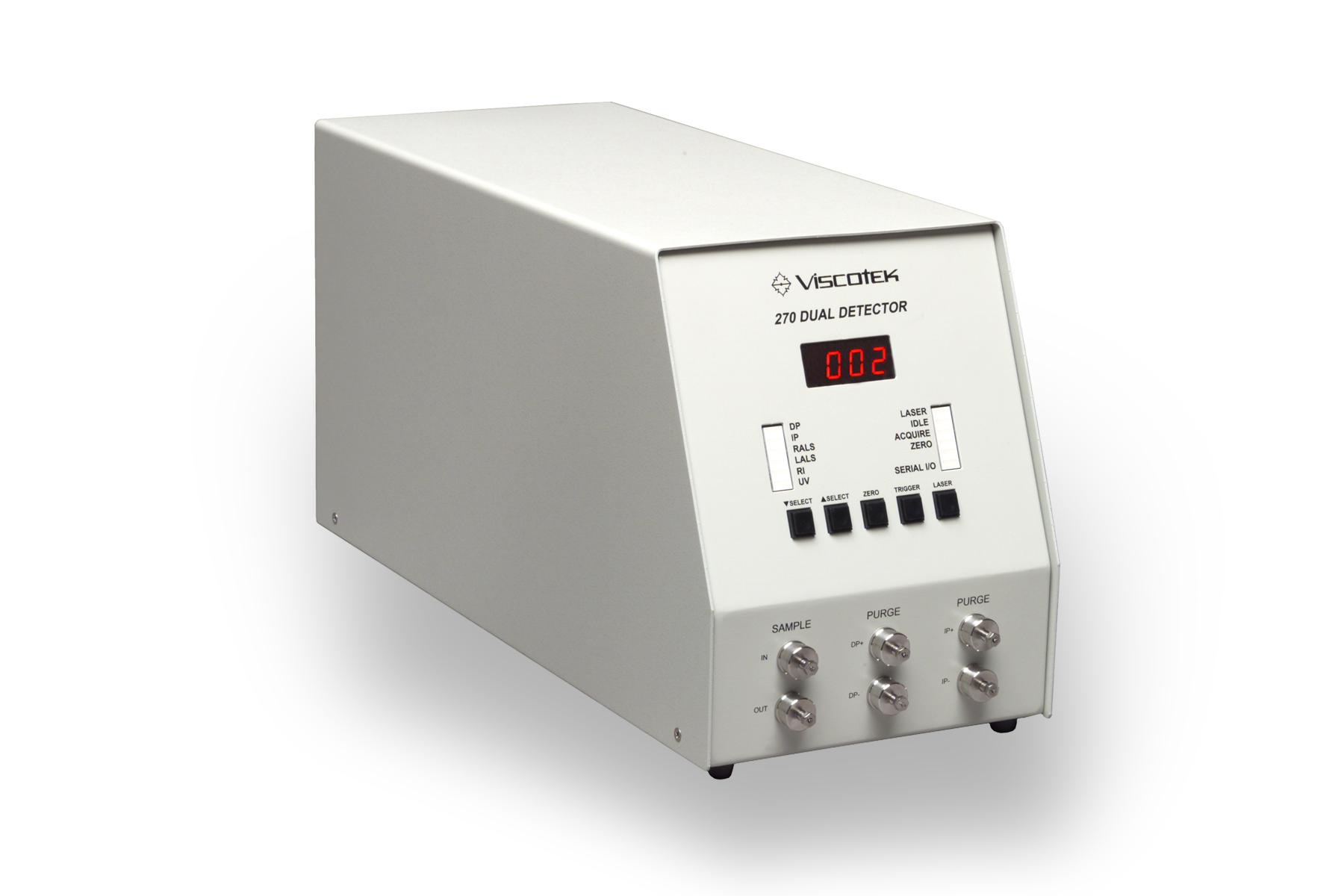 Détecteur GPC/SEC modulaire avancé pour compléter un système simple