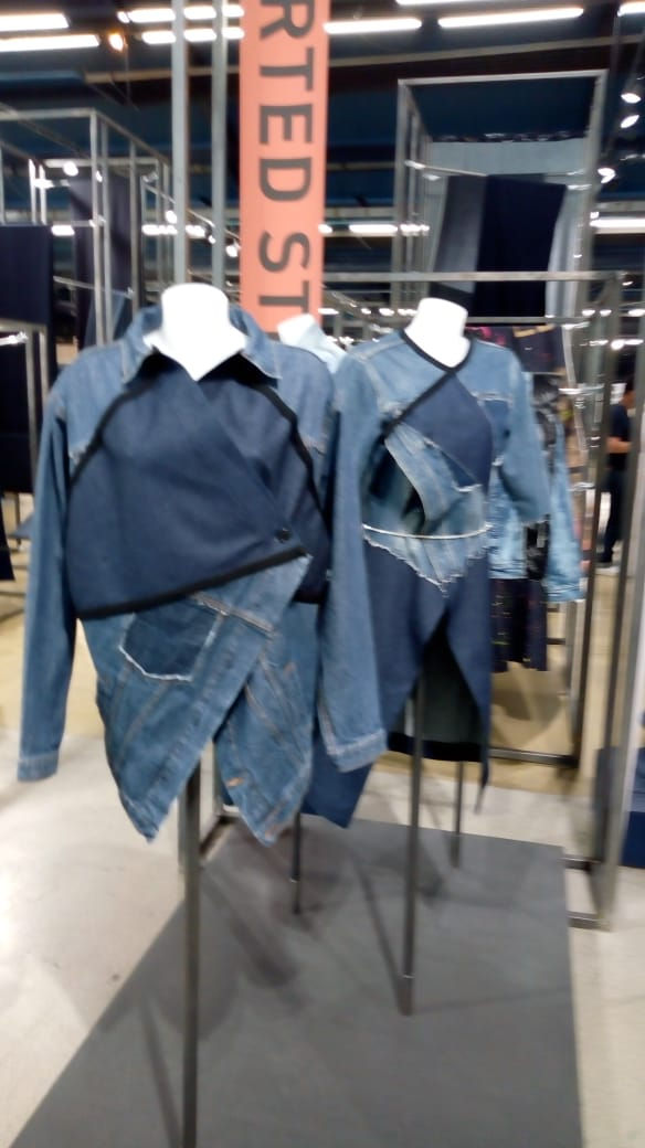 Visite du salon Denim by PV Paris 23-24 May 2018