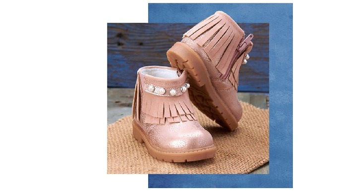 Awesome pink warm boots on Vicco collection. Which one do you prefer?