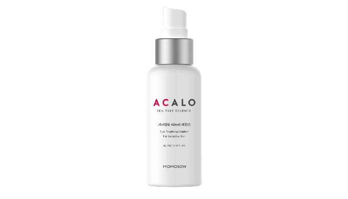 ACALO Tea Tree Essence calms sensitive skin by stimulating and adjusts skin oil & water balance to make skin clean and h