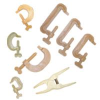 Die Spannelemente Eloclips® und Eloclamp® bestehen aus einem hochfesten Material, das sich durch eine gute Formbeständig