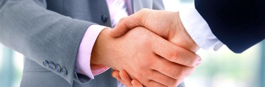 Einkäufer- und Kundensuche