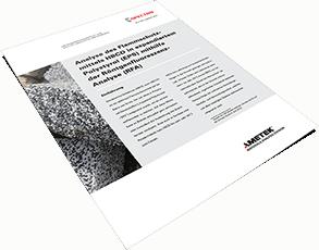 Applikationsbericht: Analyse des Flammschutzmittels HBCD in expandiertem Polystyrol (EPS) mithilfe der Röntgenfluoreszenz-Analyse (RFA)