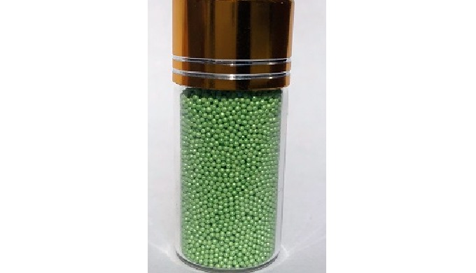 Bath caviar, bath salt spheres, bath salt beads, bath salt pellets for cosmetics www.joyfulchem.com