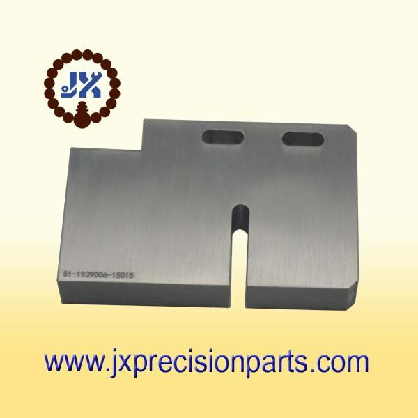 Customized Precision CNC Milling Metal 3D Machining With Good Quality