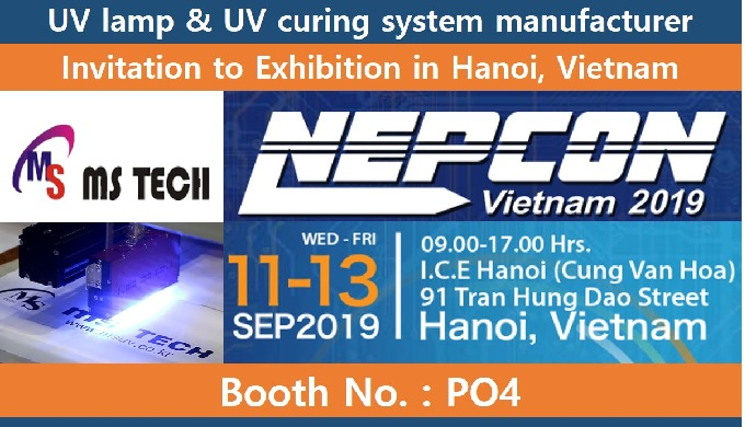 Participation to NEPCON Vietnam 2019 in Hanoi on Sep, 2019