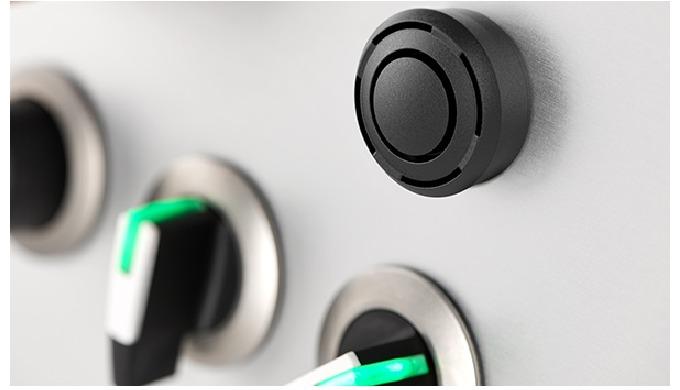 Lautstark, kompakt und universell. Der Summer der Baureihe 45 überzeugt sowohl mit der hervorragenden Akustik als auch m