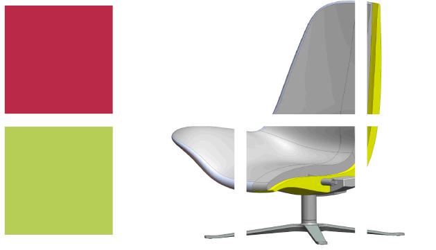 PurFusion® er et MDI-baseret fusionsprodukt mellem PurCore® og PurFlex®, som kombinerer konstruktionsdelen med komfortde