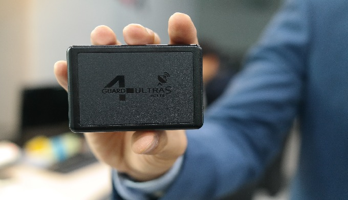 GPS location tracker [FOURGUARD] Get real-time location and operational information quickly and easily anywhere, anytime
