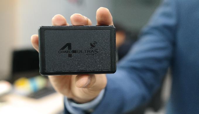 GPS-Standort-tracker [FOURGUARD]Get real-time location und betrieblichen Informationen schnell und einfach überall, anyt