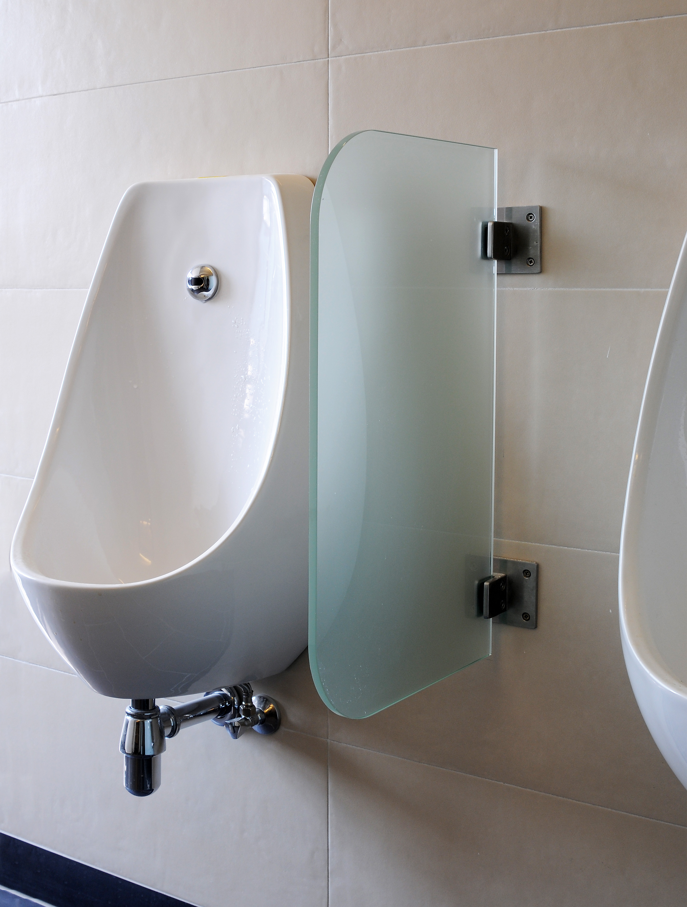 Glass Urinal Screen Partitions By Frajt S R O
