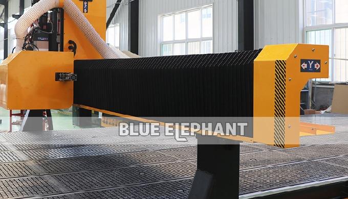 ELECNC-3076 Routeur CNC ATC avec grande taille de travail
