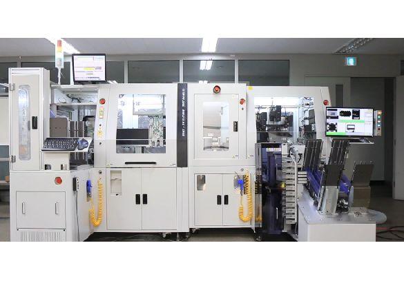 SPM3/3В гибкий обработчик тестов