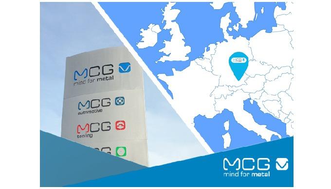 MCG mais próxima de clientes e parceiros com novo escritório na Alemanha